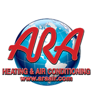 ARA Heating and AC logo About